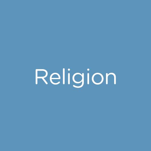 Diskriminierung aufgrund Religion