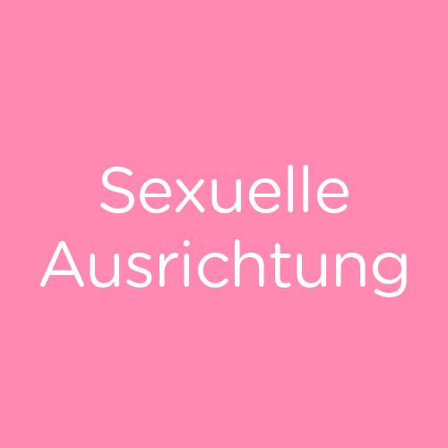 Diskriminierung aufgrund sexueller Ausrichtung