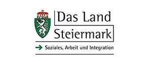 Das Land Steiermark Logo Soziales Arbeit und Integration